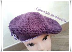 Come si fa un basco di lana a uncinetto: i tutorial di Camilla Love Crochet, Knit Crochet, Crochet Hats, Camilla, Needlework, Knitted Hats, Crochet Patterns, Weaving, Etsy Shop