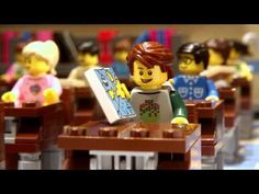 LEGO® The Three R's -- Talk Like a Pirate Day - YouTube