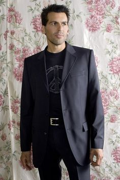 Oded Fehr, sexiest man in the world.