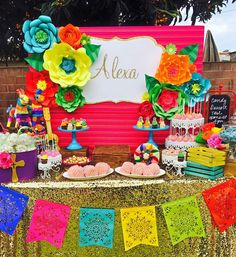 Baby Shower Ides Originales Birthday Parties 49 Ideas For 2019 Mexican Birthday Parties, Mexican Fiesta Party, Fiesta Theme Party, Birthday Party Themes, Mexico Party Theme, Birthday Ideas, Themed Parties, Baby Birthday, Baby Shower Mexicano