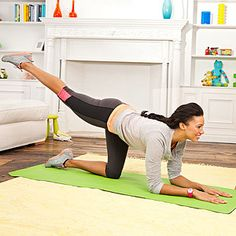 Time-Saving Workout: 15 Minutes to Firm