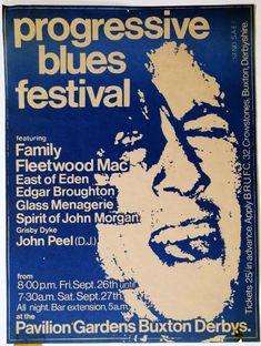 The Buxton Rock festivals 1970-74
