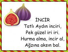 Turkish Lessons, Activities For Kids, How To Plan, Education, Fruit, Drama, Classroom, Youtube, Blog