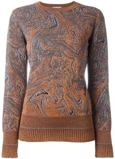 Lanvin marbled design jumper. Jumper sweater fashions. I'm an affiliate marketer. When you click on a link or buy from the retailer, I earn a commission.