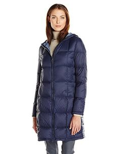 Kenneth Cole Women's Lightweight Packable Jacket with Cinch Waist ...