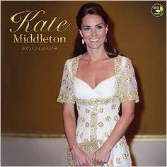 2015 Kate Middleton Wall Calendar: TF PUBLISHING: 0001579002730 ...