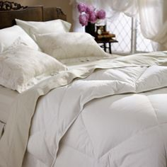 All-Natural Queen Down Comforter 86