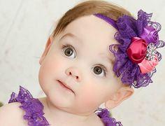 Accesorios para el cabello de bebé