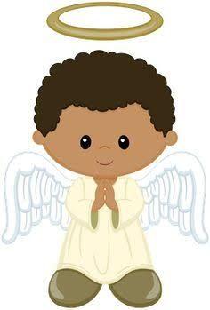 Resultado de imagem para anjinhos para batizado menina png