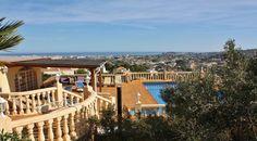 Villa in Denia mit Panoramablick über Meer und Stadt. Luxusimmobilien an Spaniens Ostküste jetzt im Vertrieb. Weitere Ferienwohnungen, -häuser und Villen finden Sie unter: http://www.ott-kapitalanlagen.de/immobilien-spanien.html