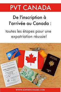 Working Holiday Visa, Working Holidays, Pvt Canada, Blog Voyage, Job, Jasper, Travel, House, Montreal Canada