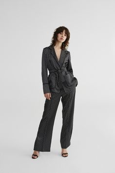 Spodnie Pollock