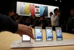 El iPhone 5 retrata el atraso de Europa en el móvil 4G