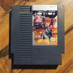 #Nintendo #LoneRanger @Konami #Konami #NES #CIB #RetroGamer #NintendoNES #TheLoneRanger #ConsoleGaming #ConsoleGamer #NTSC #NTSCUS #Dortmund #retromaniac http://ift.tt/2pTWrfR