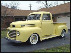 #pickup truck accessories Old Ford Trucks, Old Pickup Trucks, Jeep Pickup, Hot Rod Trucks, Diesel Trucks, Lifted Trucks, Lifted Ford, Pickup Camper, Dually Trucks