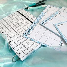 Map, Monthly Planner, Commonplace Book, Planners, Notebook Ideas, School Supplies, Maps