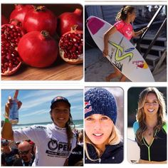 Happy Birthday SALLY SUPA (POMEGRANATE) GAL! Am sure the family spoiled you. Am sending you up another box of beautiful pomegranates!!! Good luck in 2016. See you at Bells. Ring that BELL!! @sally_fitz #surf #surfing #bellsbeach #igers #world #rolemodel #gottalovesally #SUPAGAL by danthecarltonian http://ift.tt/1KnoFsa