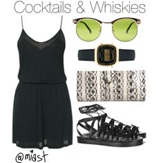 """""""Cocktails & Whiskies 