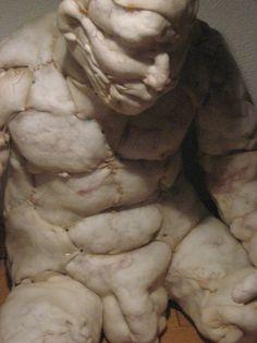 Rosa Verloop - Nylon Tight Sculpture 15