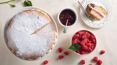 Nadýchaná torta Viktória