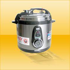 Nồi áp suất đa năng Misoco, dễ sử dụng( nấu cơm, cháo, súp, hầm thịt, xương..)rất nhanh. Tiết kiệm điện năng và thòi gian cho bạn.     http://www.azoda.vn/