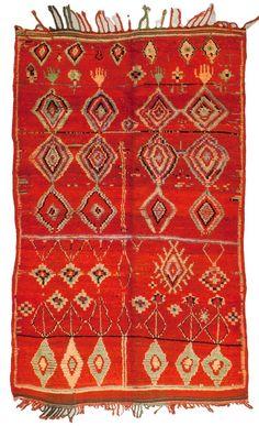 Marokkaans kleed - check Viteauxoriginals.nl & Hutspot