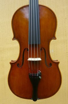 Five String Violin - if I got one of these, I could see the two violins and the viola. brb, dying.