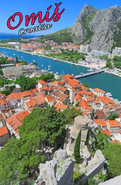 A visit to Omiš, Croatia's Adventure Capital. And why it's my favorite small town in Croatia.