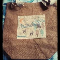 Bolsa con sellos Yow para Elena