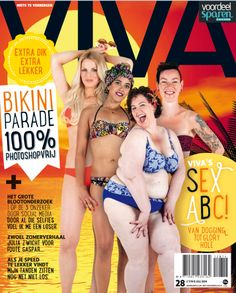 Beauty's in bikini - cover VIVA 28