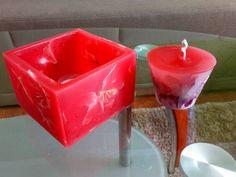 Handmade Candles, Candle Holders, Pudding, Desserts, Food, Tailgate Desserts, Deserts, Custard Pudding, Essen