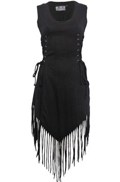 Poizen Industries Raven Dress £20.99 http://www.attitudeclothing.co.uk/product_32705-64-1008_Poizen-Industries-Raven-Dress.htm