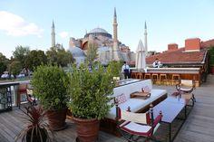 Seasons Restaurant at Four Seasons Sultanahmet, Istanbul