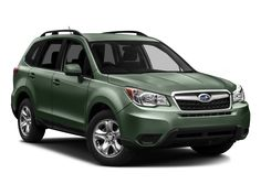 My Subaru Forester 2017 in jasmine green... OMG<3 i love her. yea, my guy friends joke and call me a lesbian but you know what.. i LOVE her. And her name is Gina. Do with that what you will. lmao.
