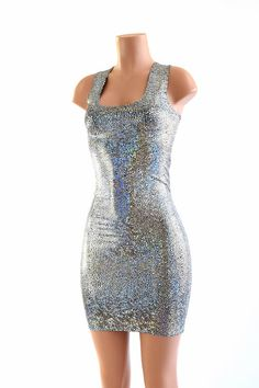 Hey, I found this really awesome Etsy listing at https://www.etsy.com/listing/291069637/silver-in-black-shattered-glass-tank
