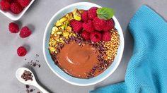 Oppskrift på Smoothie bowl med kakao