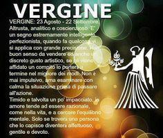 Vergine Virgo Girl, Horoscopes, Mercury, Infographics, Zodiac Signs, Healing, Quotes, Astrology, Magick