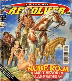 La Ley Del Revolver #601
