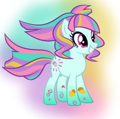 Rainbow Power Sour Sweet by BerryPunchrules on DeviantArt