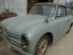 Trabant P 70 Kombi in in Bronkow | eBay