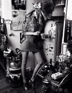 Lily Donaldson | Lachlan Bailey #photography