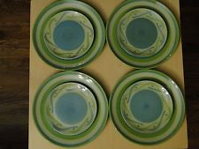Southern Living At Home Gail Pittman Provence 4 Dinner And 4 Salad Plates