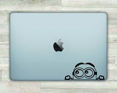 Minions MacBook Decal Minion MacBook Sticker Despicable Me Laptop Decal MacBook Pro MacBook Air Retina 13 Despicable Me Laptop Sticker m1322