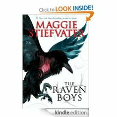 The Raven Boys by Maggie Stiefvater on special for only $2.99 on amazon - 15/2/13
