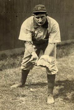 "1914...Honus Wagner became the first professional baseball player to get 3000 career hits. Wagner was the original ""Flying Dutchman"". #baseballbaseballbaseball"