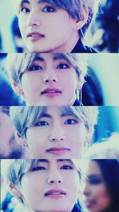 ~TaeTae~ he goes from cute to confused