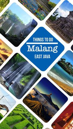 Malang is one of the nicest cities in East Java. Make the most of your time here with this list of 15 things to do in Malang.