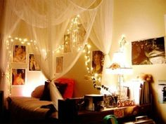 Decora tu casa con luces navideñas aunque no sea navidad