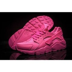 Nike Air Huarache Womens ❤ liked on Polyvore featuring shoes, athletic shoes, blue running shoes, nike, pink leopard shoes, snake print shoes and nike athletic shoes