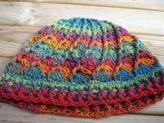 Free Pattern My first hats! (several pictures) - CROCHET